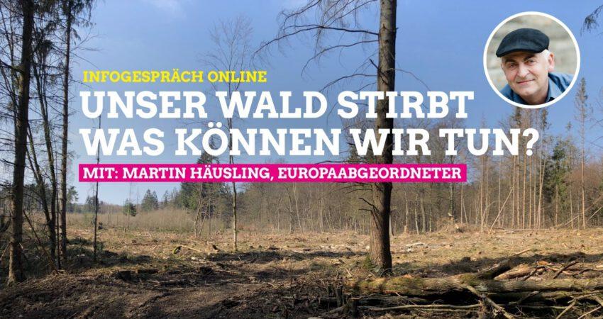 Unser Wald stirbt
