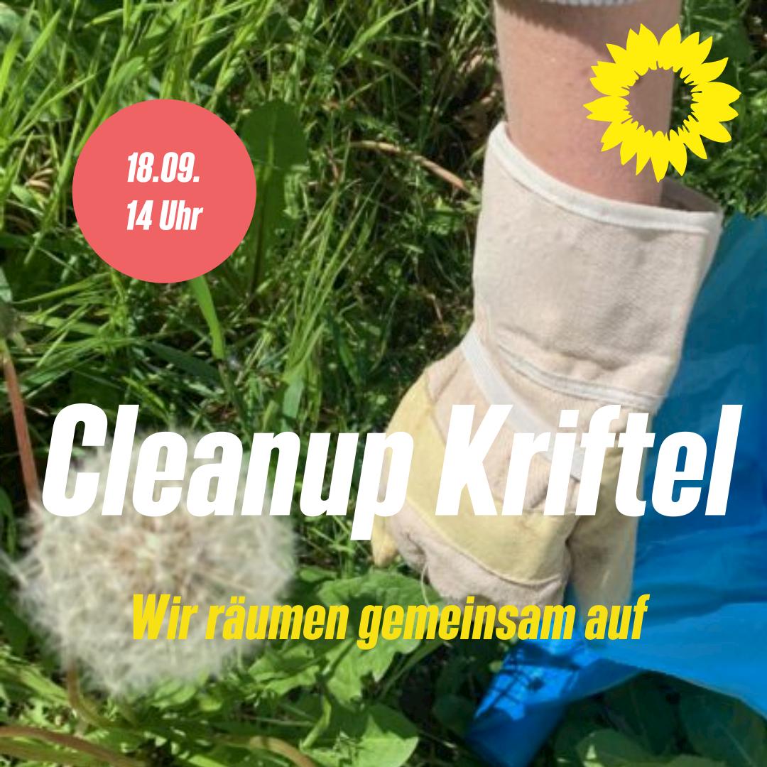 Cleanup Kriftel